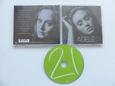 ADELE 21   XLCD 520  CD ALBUM