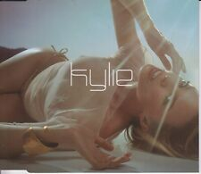 Kylie Minogue 3 track cd single + video On a Night Like This / Your Disco 2000