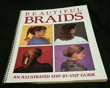 1990 BEAUTIFUL BRAIDS SPIRAL BOOK DESIGNER MARY BETH JANSSEN-FLEISCHMAN