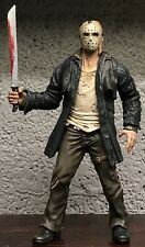 """Mezco Friday The 13th Jason Voorhees Cinema Of Fear Classic Series 7"""" Figure"""