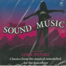 Lora Munro - Forever Sound of Music ( CD 2008 ) For The Dance Floor NEW / SEALED