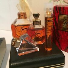 Van Cleef & Arpels GEM EDT miniature parfum 2ml & 5ml + Sample + Necklace