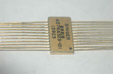SINGER A574A323-101 Gold Mil Spec Integrated Circuit New Quantity-1