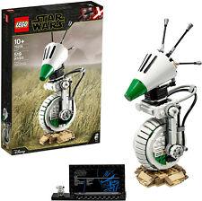 LEGO Star Wars D-O Droid Building Toy Set 519 pcs 75278 Rise Of Skywalker
