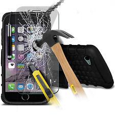 Funda Protectora De Teléfono Resistente ShockProof ✔ Vidrio Protector de pantalla ✔ Excelente PROTECTION