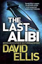 The Last Alibi by David Ellis (Paperback, 2014)