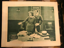 The Bramble Bush 1919 Vitagraph silent lobby card Corinne Griffith Frank Mills