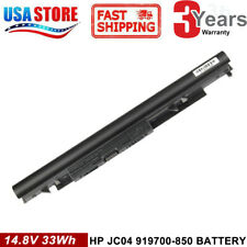 JC03 JC04 Battery for HP 919700-850 919701-850 HSTNN-PB6Y HSTNN-LB7V 33Wh