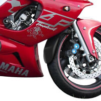 Yamaha YZF600 96-07 & YZF1000R  96-03 High Quality ABS Extenda FendaPyramid