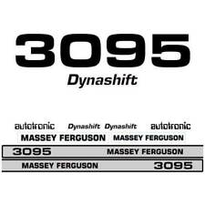 Massey Ferguson 3095 decal aufkleber adesivo sticker set