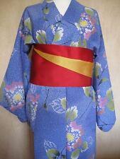 Authentic Japanese Yukata and Obi set