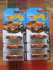 2017 HOT WHEELS '17 NISSAN GT-R (R35) LOT OF 6