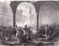 Siège de Saragosse Sitio de Zaragoza Napoléon Bonaparte Campagne d'Espagne