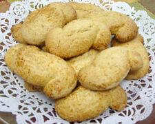 "Italian Sorento ""S""  Cookies 2 Dozen Made to Order Gourmet hand made Cookies"