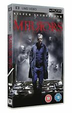 Mirrors (UMD, 2009)Kiefer Sutherland New & Sealed For PSP