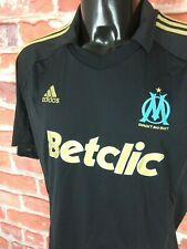 OM Jersey Maillot Camiseta Maglia 2011 2012 Cup Adidas Marseille France Ligue 1