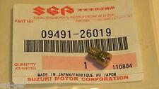 VS 700 750 VL800 INTRUDER GSX-R600 New Genuine SUZUKI 132.5 Main Jet 09491-26019