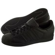 Adidas Hombre Superstar Foundation Zapatillas SPORTS Zapatillas Negro