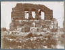 Tunisie, Kamard, Ruine Romaine  Vintage citrate print. Photo J. Bougrier Série