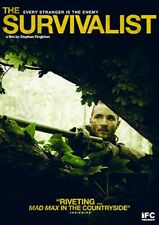 THE SURVIVALIST New Sealed DVD
