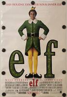 "ELF Original 27"" X 40"" DS/Rolled Movie Poster - 2003 - WILL FERRELL"