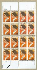 Us 2146 Abigail Adams 22c set of 4 pb Mnh issued 1985 #1111