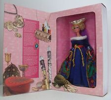 barbie medieval lady doll great eras volume 5 special edition 94 collector 12791