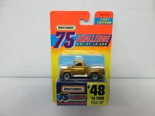 Matchbox 75 Challenge 1956 Ford Pickup #48