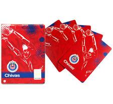 CHIVAS DE GUADALAJARA DE MÉXICO PLAYING CARDS DECK