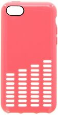 Body Glove AMP Case for iPhone 5C - Pink, Cutouts Allow Color To Peak Through