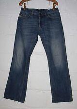 EUC Diesel Ruky Boot Cut Jeans 008XR Wash Sz 31 x 32