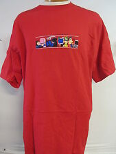 NEW - THE VANDALS INTERNET DATING RED BAND CONCERT / MUSIC T-SHIRT  EXTRA LARGE