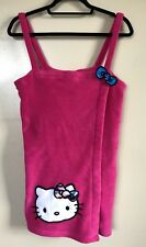 Hello Kitty by Sanrio Women's/Girls  Fleece Wrap Pink Size Large