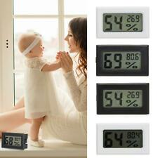 Mini Digital LCD Temperature Humidity Meter Thermometer Hygrometer Indoor Sensor
