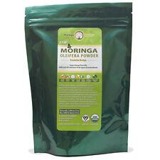 Moringa Source Moringa Leaf Powder - Organic Antioxidant Energy Booster 16oz