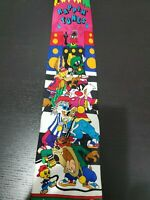 Vintage looney tunes mania  Rappin Tunes bugs taz daffy syvester wile colorful