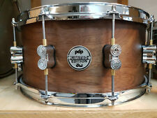 "DW PDP Snare Drum 14x6,5"" Walnut Maple Walnut Limited Edition Pacific / Rullante"