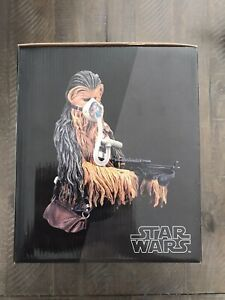2008 Gentle Giant: Star Wars - Chewie (Mynock Hunt), New!  LOW NUMBER!!!