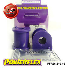 Powerflex Opel / Barra Antirollio Post. Boccole di Montaggio 15mm PFR66-210-15