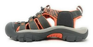 Women's Keen Newport Hydro Sandal- US Sizes 6-6.5, Magnet/Coral [1018947]