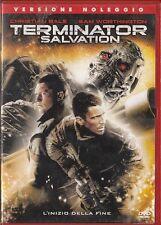 Terminator Salvation (2009) DVD - EX NOLEGGIO