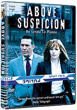 Above Suspicion (DVD, 2010) series 1 ,3 & 4