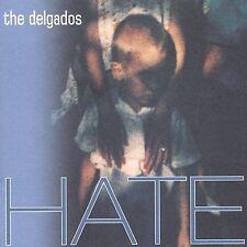 THE DELGADOS Hate 2003 MANTRA/BEGGARS CD Dark Dream Pop Art Rock US BONUS SONGS