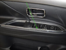 Chrome Inner Door Handle Panel Surrounding for Mitsubishi Outlander 13-16  ZJ ZK