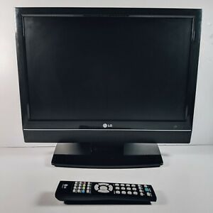 "LG 19"" LCD TV With Remote - Faulty HDMI Port, Otherwise Working - 19LS4R"