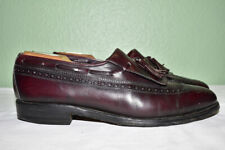 Allen Edmonds Arlington Wingtip Tassel Loafer Men's 8 E