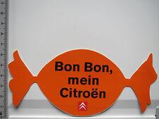 Autocollant sticker décalque-autocollant-CITROEN-Bon Bon c4 (5253)