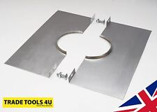 "CLAMP PLATE TO FIT A 5"" FLUE LINER/GAS COWL/GC1 - BRAND NEW - UK MADE!"