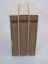 Lot of 3 JOHN STEINBECK  Novels 1932-1952 Library of America in Slipcase