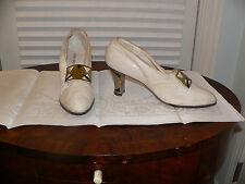 1920 Art Deco Shoes  Size 7 1/2 - 8